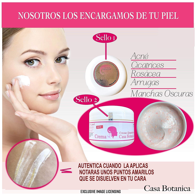 Amazon.com : LA CREMA CASA BOTANICA AUTENTICA (pack of 2 PCS) ORIGINAL : Beauty