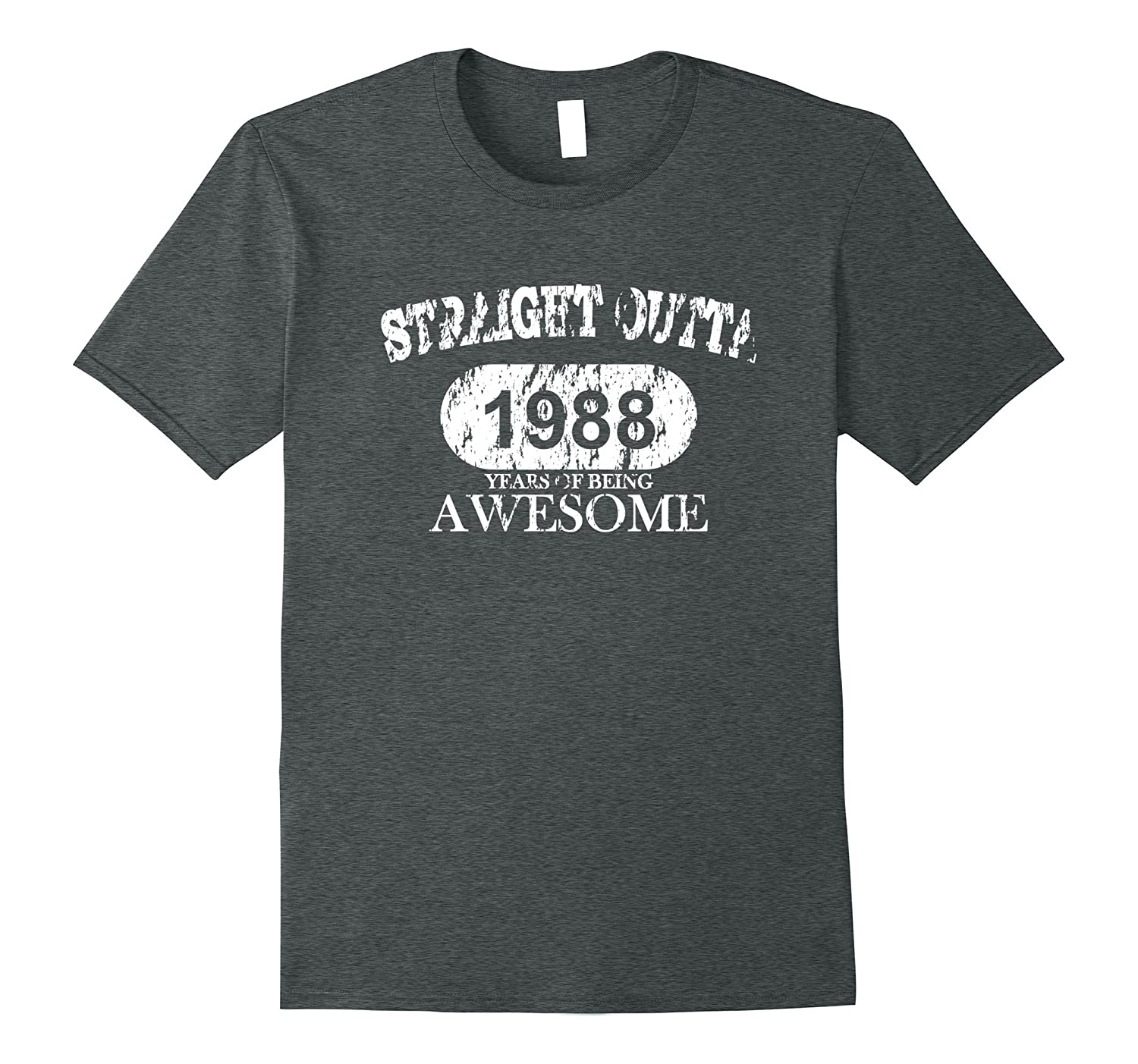Funny Straight Outta 1988 Funny 29th Birthday T-shirt Gifts
