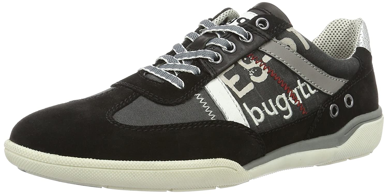 K230636, Sneakers Basses Homme, Noir (Schwarz 100), 44 EUBugatti