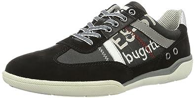 Bugatti Herren (schwarz K230636 Niedrig Top, (schwarz Herren 100), 44 EU  Amazon  ... cadf1c