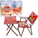 Metroa-1 Kids Table Chair And Study Table And Chair