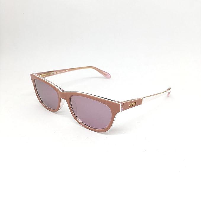 Moschino MO-242S-03 Gafas de sol, Pink, 53 para Mujer ...