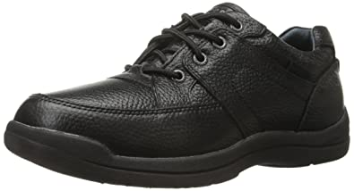 Propét Men's Four Points II Casual Walking, Black, ...