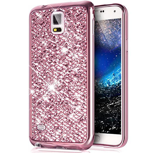Funda Galaxy Note 4,Carcasa Galaxy Note 4,Brillante Brillo ...