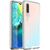 SUPCASE Funda Huawei P30, [Unicorn Beelte Style] Carcasa de Proteccion híbrida de Primera Calidad para Huawei P30 2019 (Transparente)