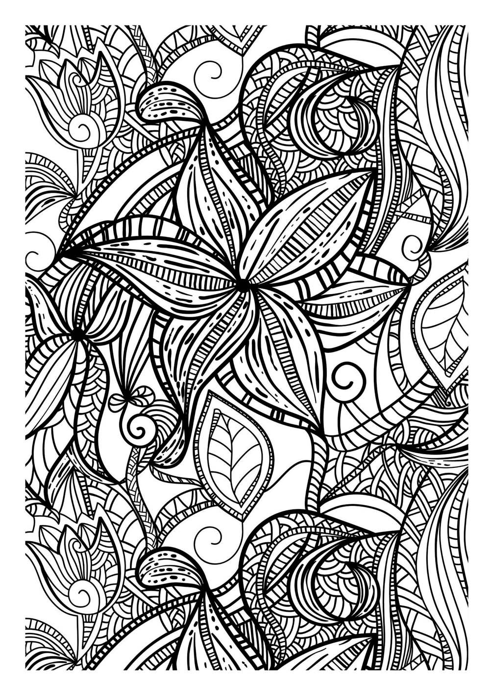 Color therapy anti stress coloring book app - Art Thearapie 100 Coloriages Anti Stress French Edition Collectif 9782012307148 Amazon Com Books