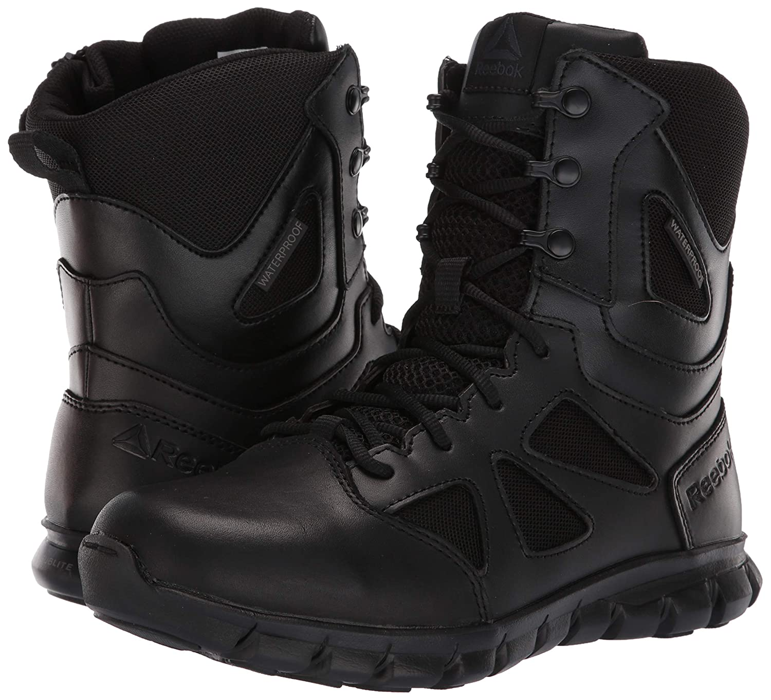 Reebok Womens Sublite Cushion Tactical RB806 Military /& Tactical Boot