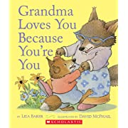 Grandma Loves You Because You're You