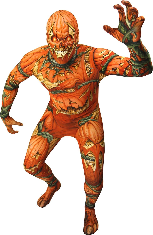 Morphsuits Disfraces Disfraz DE Zombie para Trajes Adultos: Amazon ...