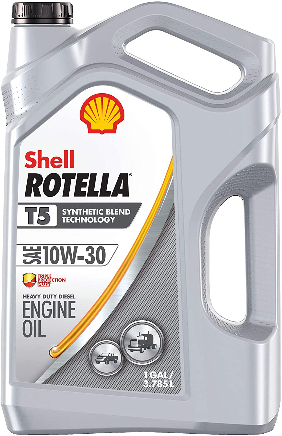 Shell Rotella T5 Synthetic Blend Diesel Engine Oil