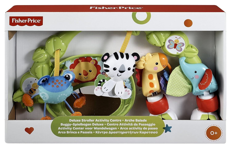 Infant Arco, actividad de paseo Fisher-Price (Mattel BHW57): Amazon.es:  Juguetes y juegos