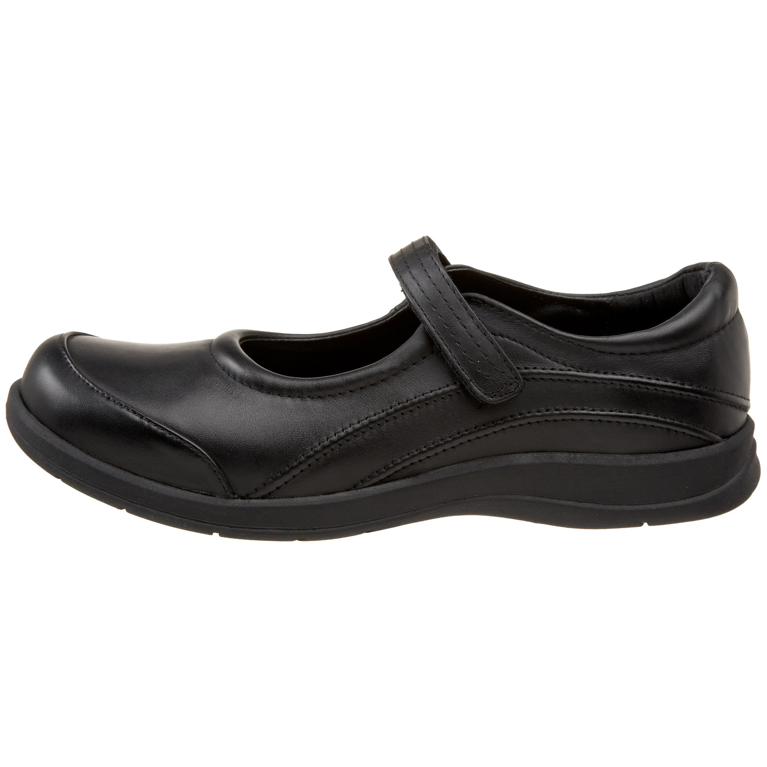 Stride Rite Little Kid/Big Kid Molly Mary Jane,Black Leather,10 N US Toddler by Stride Rite (Image #4)