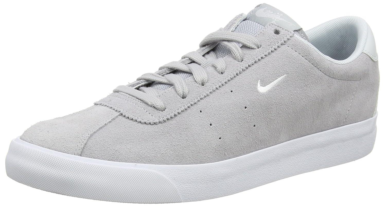 Nike Herren Match Classic Suede Sneaker  42 EU|Grau (Wolf Grey/White-pure Platinum)