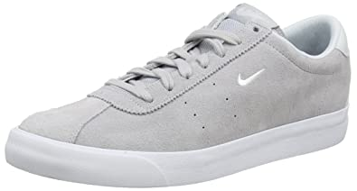 low priced f83cf d89d9 Nike Match Classic Suede, Sneakers Basses Homme, Gris (Wolf Grey White-