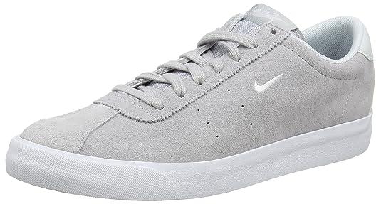 Nike Herren Match Classic Suede Sneaker  39 EUBlau (Taupe Grey sail)
