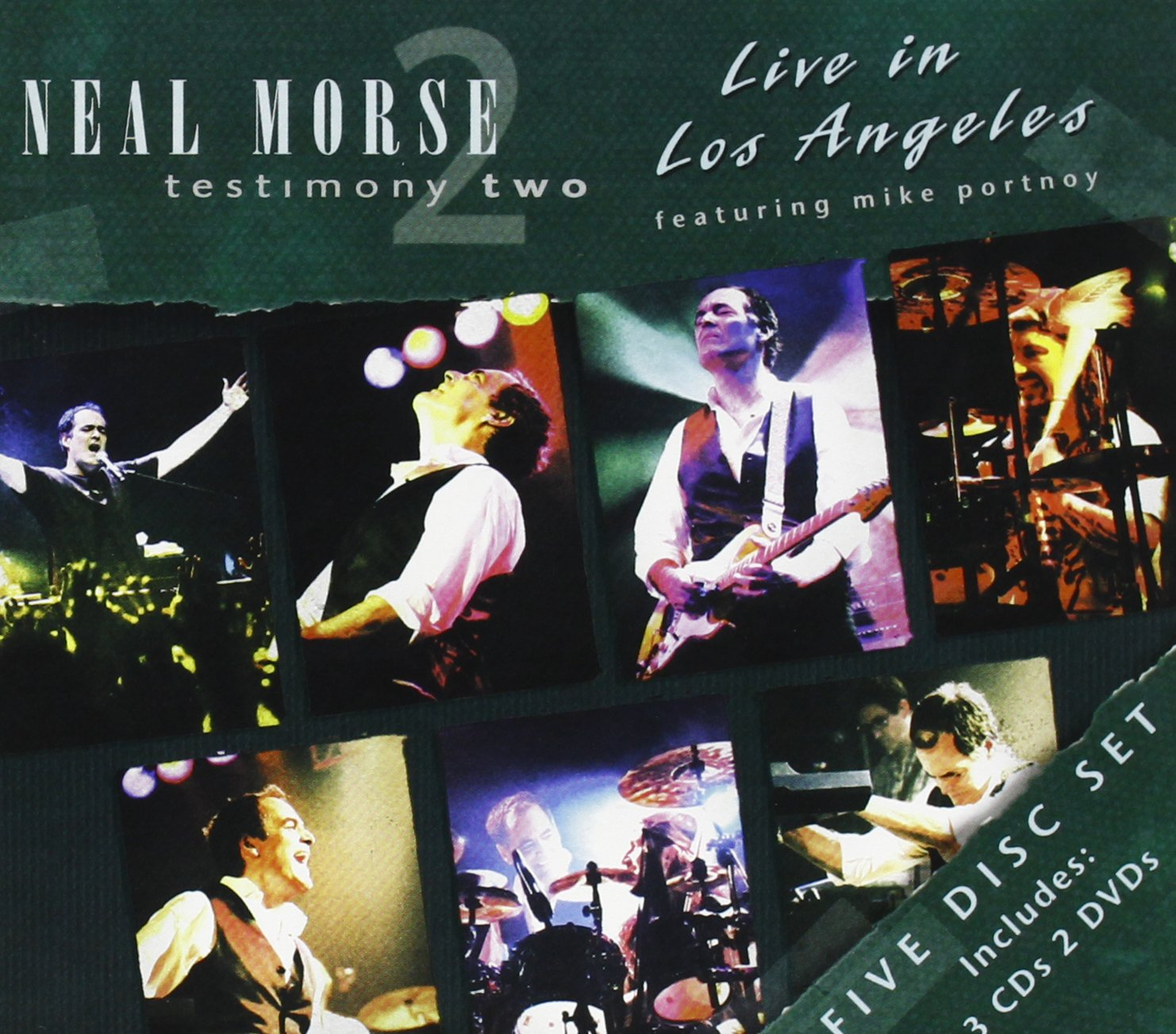 Testimony Two - Live in Los Angeles by CD