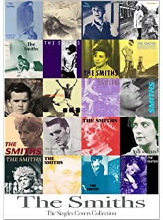 8e1ba6ac456b The Smiths Poster  The Singles Poster Montage   Gift   Present. A1 FULL SIZE