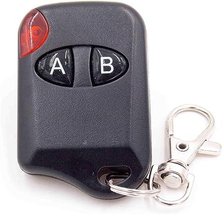 Garage Door Electric Gate Car Window 315//433MHz Wireless RF Remote Control new