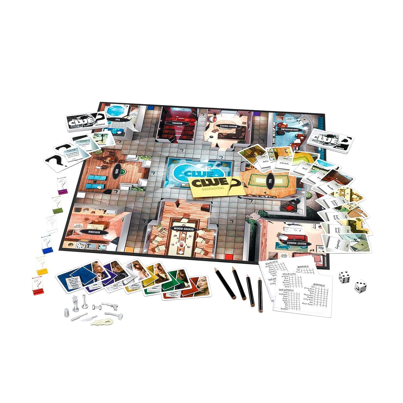 amazon com clue game amazon exclusive toys games