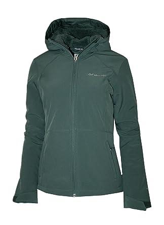Columbia Womens Alpine Fir Windproof Fleece Lined Softshell Hooded Jacket