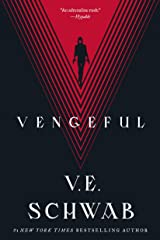 Vengeful (Villains Book 2) Kindle Edition