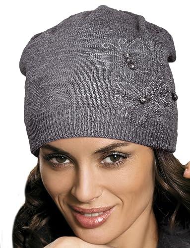 Kamea Belisa fantastico berretto adatto perfettamente alla forma della testa