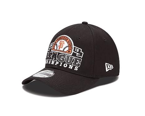MLB San Francisco Giants Adult National League Champions Official Locker  Room Cap 6043e2b3f0e