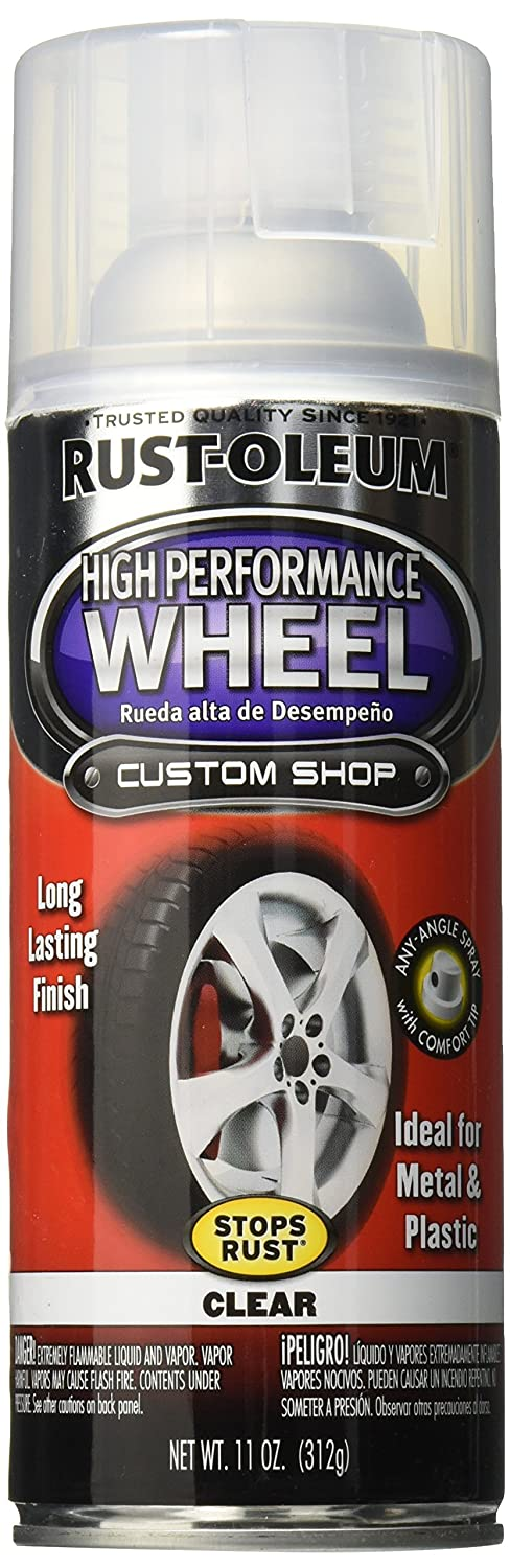Rust-Oleum 248930 Automotive 11-Ounce High Performance Wheel Spray Paint, Graphite - Graphite Coating - Amazon.com