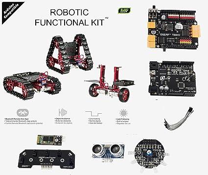 OSEPP Robotic Functional Kit