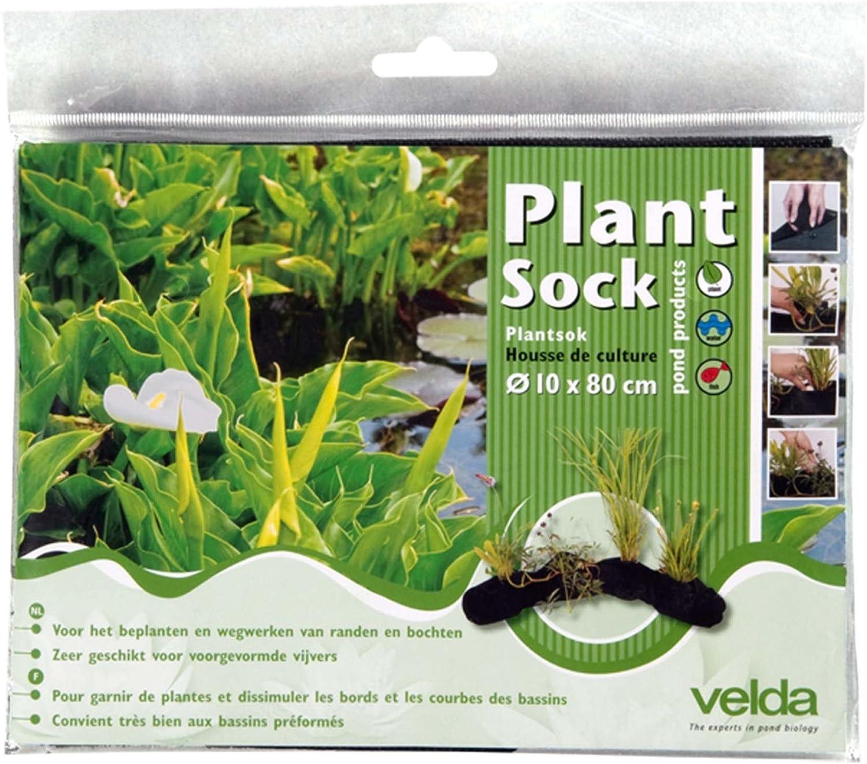 Ponds Water Features 10cm X 80cm Garden Fish Pond Plant Sock Edging Plants Margin Planting Grow Garden Patio Breadcrumbs Ie