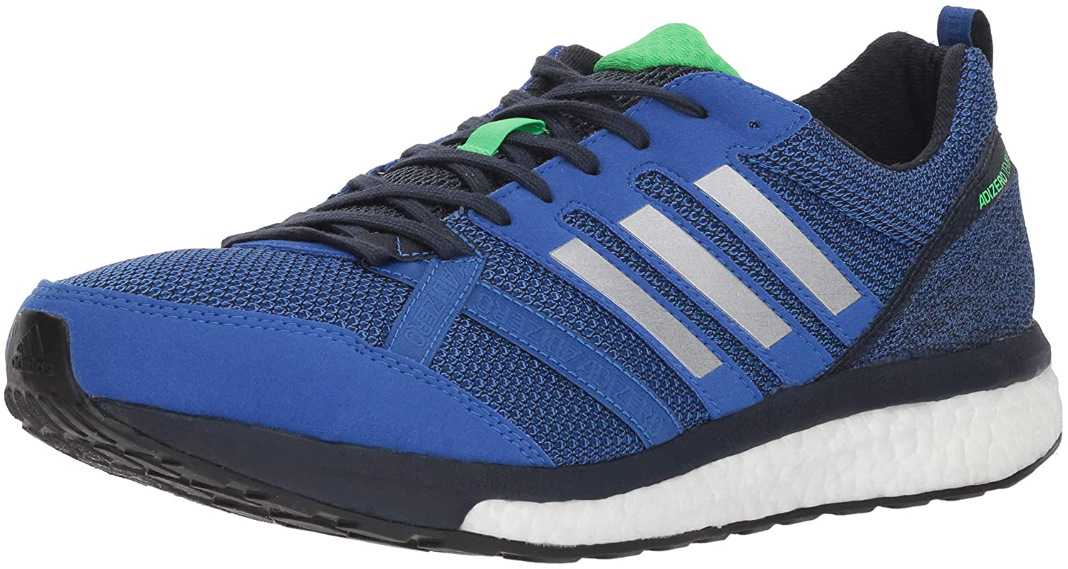 superior quality 29cbe cc83b Amazon.com  adidas Mens Adizero Tempo 9  Road Running