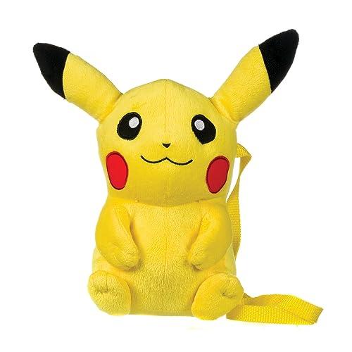 Sac à dos en peluche de Pokemon de 8 pouces - Sac à bandoulière - Sac Pokemon