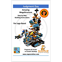 Judgment Day: Model and project for Lego Boost (Naya Creations) (English Edition)