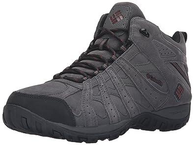Columbia Terrebonne Outdry, Chaussures de Randonnée Basses Homme, Marron (Cordovan, Bright Copper), 42.5 EU