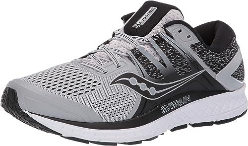 Saucony Men/'s Omni ISO Road Running Shoe