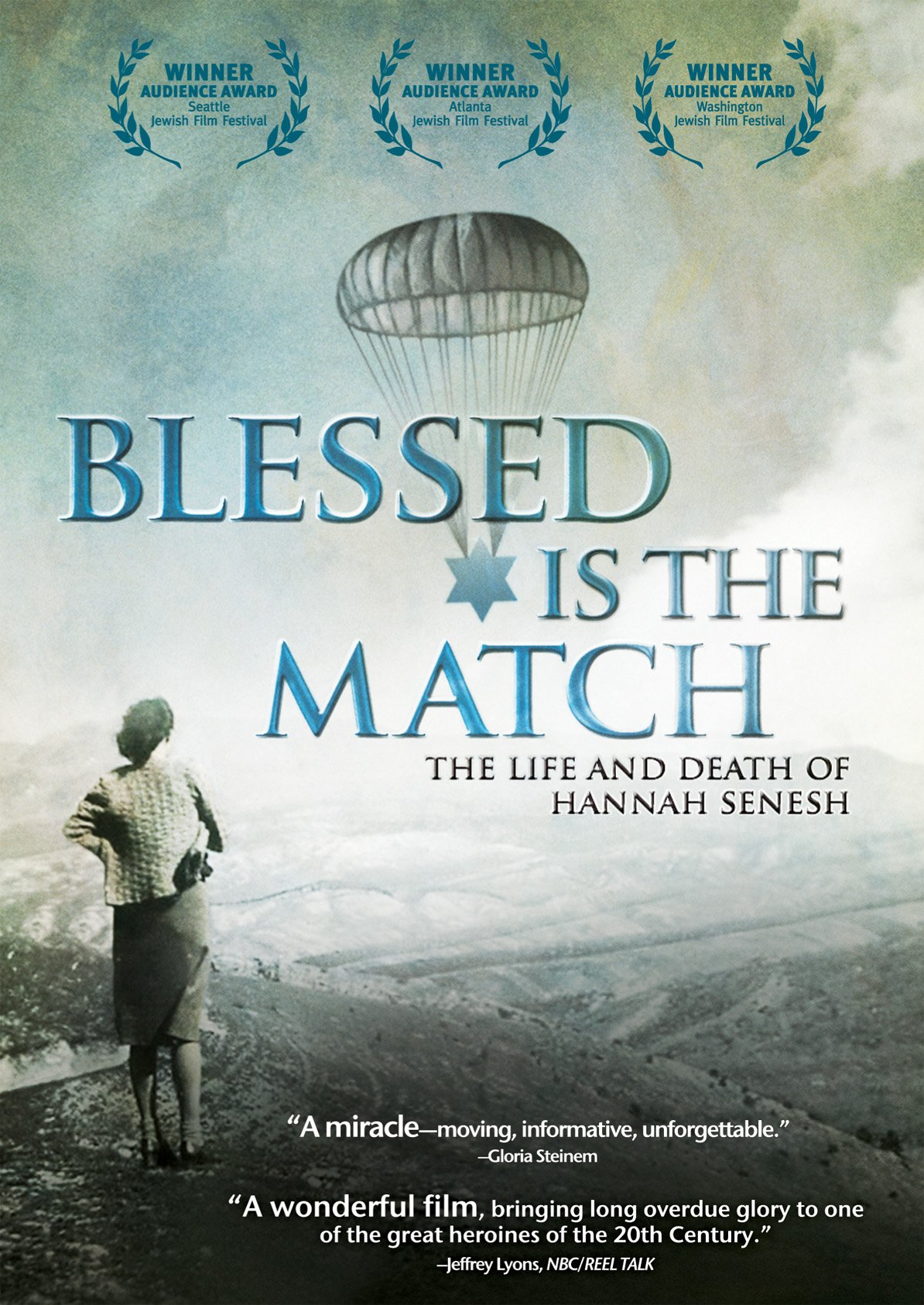 DVD : Blessed Is The Match: The Life And Death Of Hannah Senesh (DVD)
