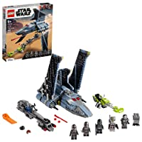 LEGO Star Wars The Bad Batch Attack Shuttle 75314Awesome Toy with 2 Speeders Minifigures of Bad Batch Clones (969 Pieces)