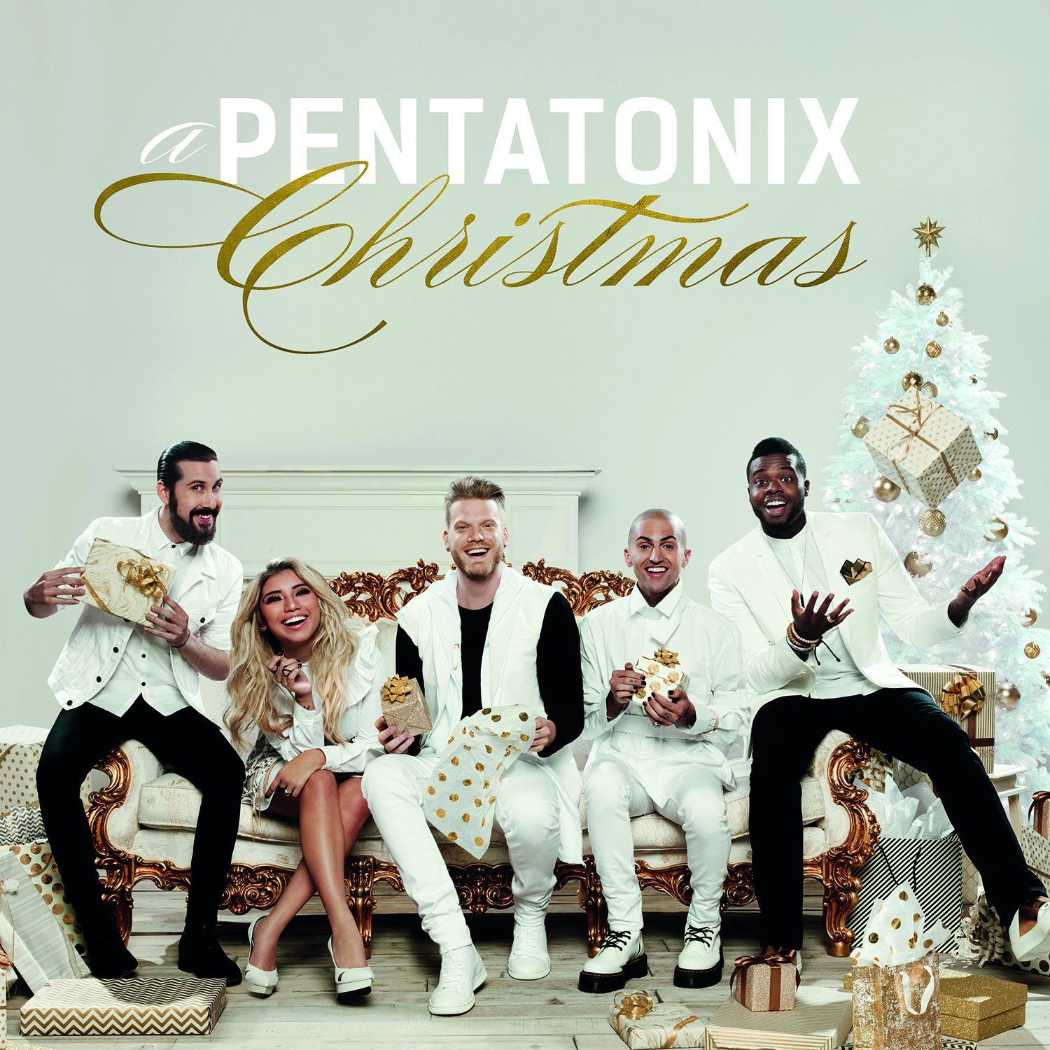 Pentatonix Christmas Songs.A Pentatonix Christmas