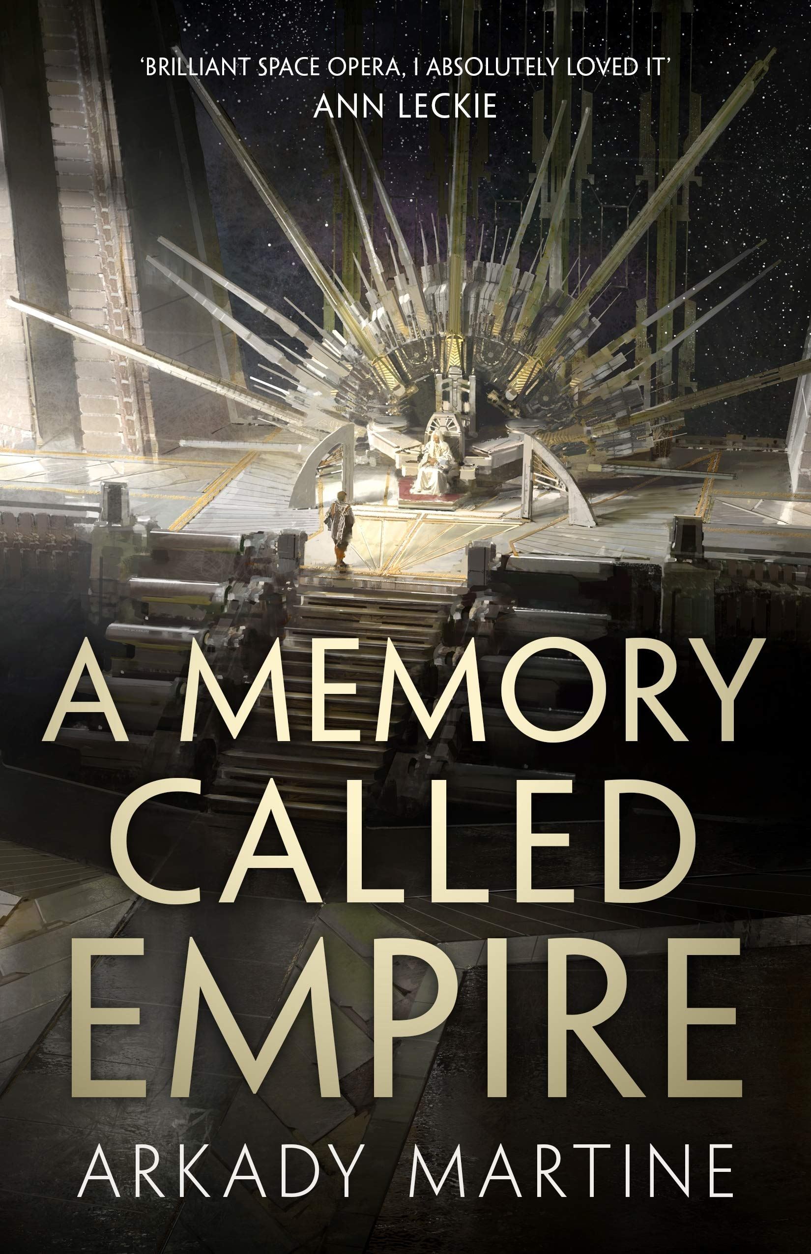 A Memory Called Empire (Teixcalaan): Amazon.co.uk: Martine, Arkady:  9781529001570: Books