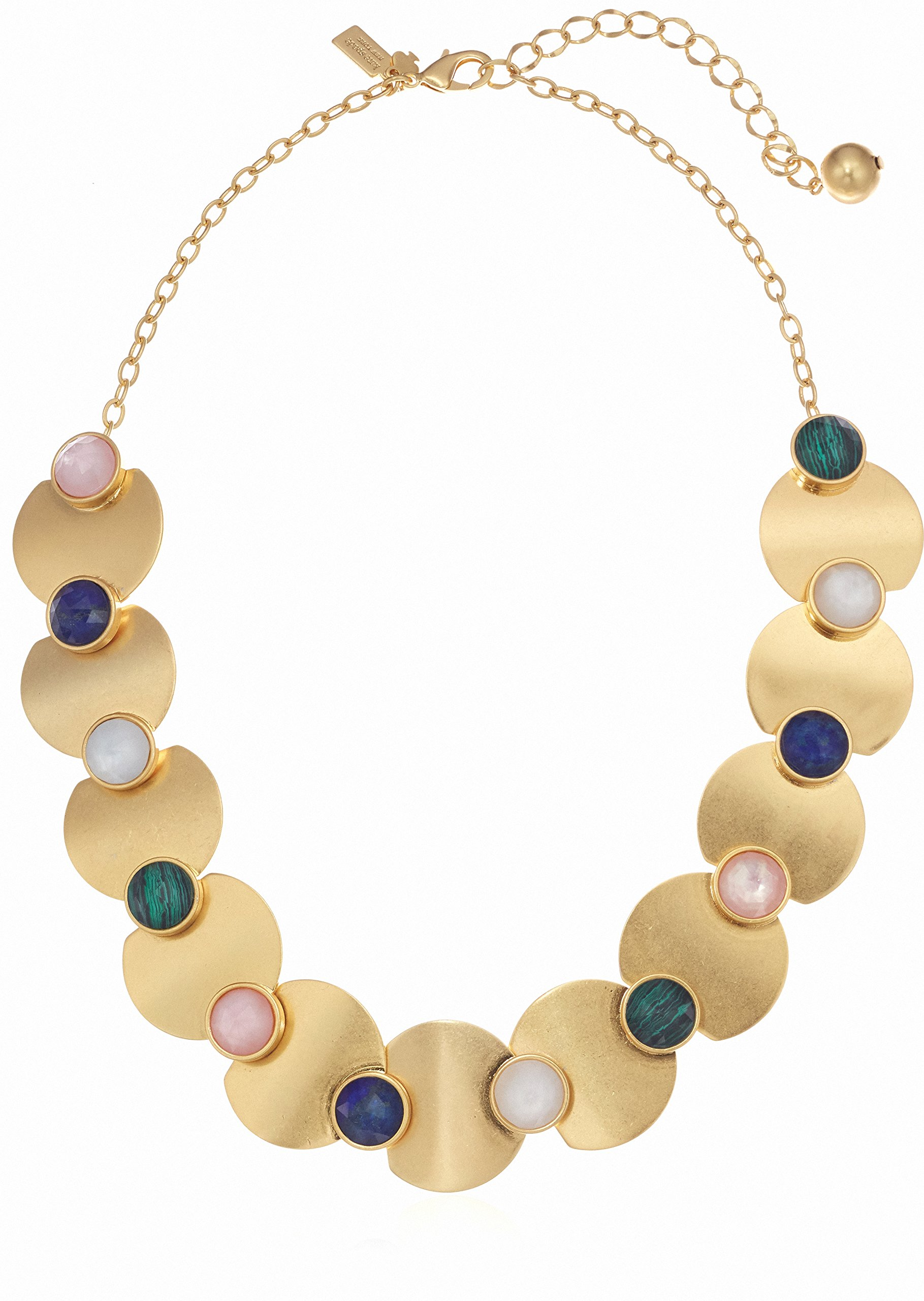 Kate Spade New York Womens Crew Necklace, Multi