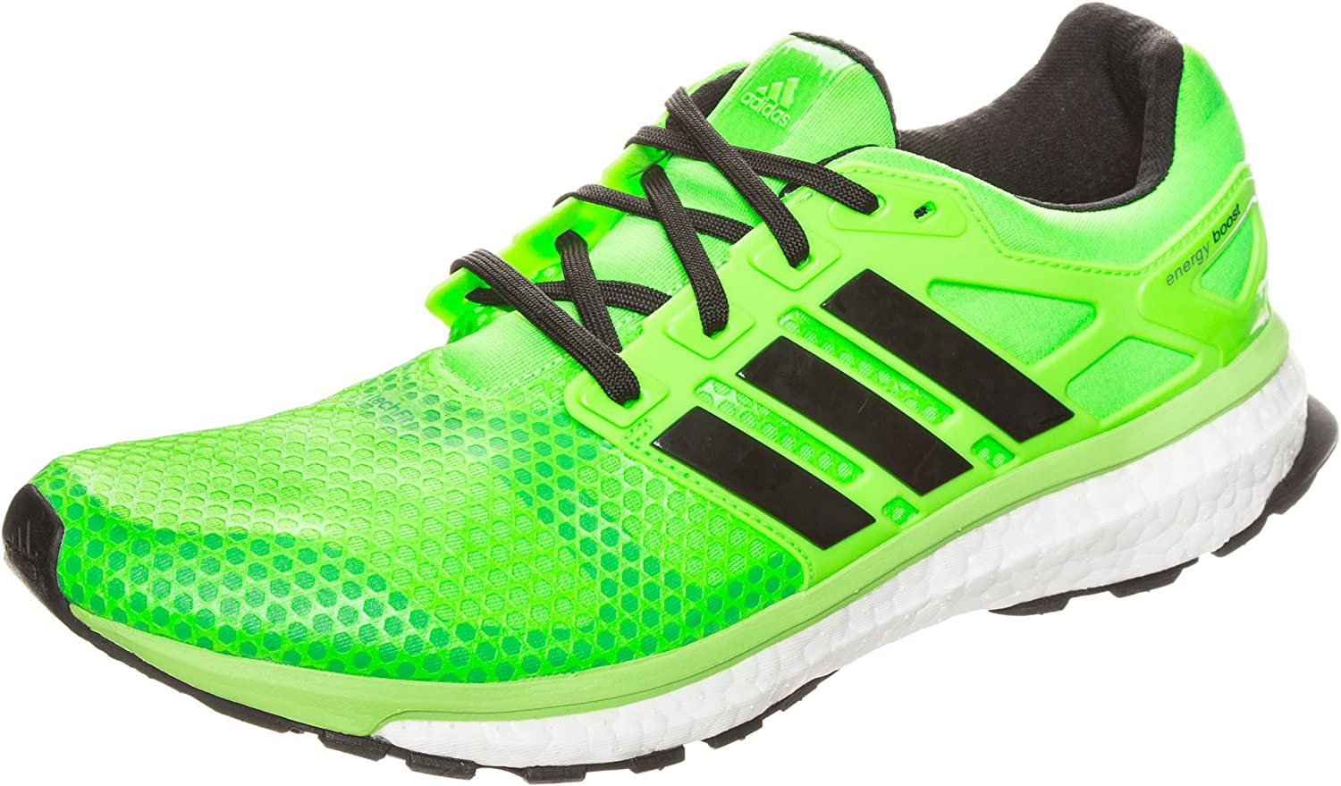 adidas Energy Boost 2 ATR Zapatillas de Running, Green - Green: Amazon.es: Deportes y aire libre