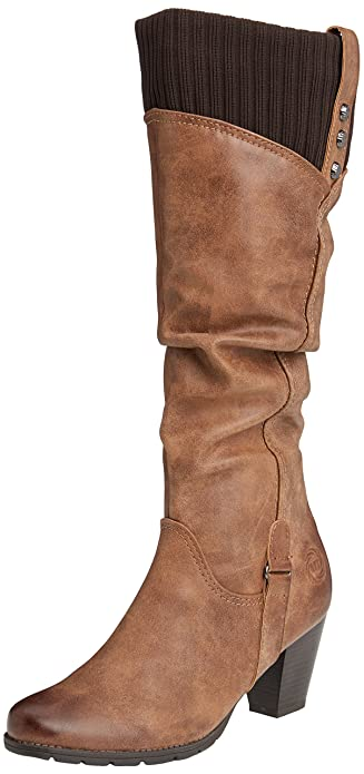 Marco Tozzi 25511, Women s Boots, Brown (muscat Ant.com 366), 4 UK ... 3201576557
