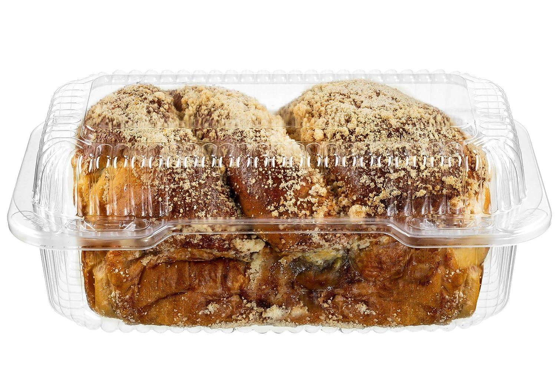 Cinnamon Bread   Cinnamon Babka Cake   Babka Bread   Dairy, Nut & Soy Free   Fresh & Delicious  16 oz Stern's Bakery