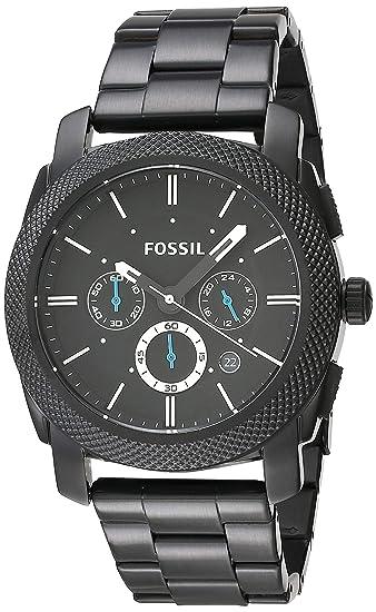 15700409be4d Fossil Reloj Cronógrafo para Hombre de Cuarzo con Correa en Acero  Inoxidable FS4552  Fossil  Amazon.es  Relojes