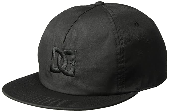 34d950c7 DC Men's FLOORA Snapback Trucker HAT, Black, 1SZ: Amazon.ca ...