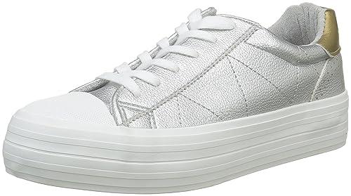 Coolway Dream - Zapatillas para Mujer, Color Plata, Talla 36: Amazon.es: Zapatos y complementos
