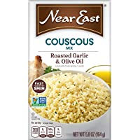 12-Pack Near East 5.8 oz Couscous Mix (Roasted Garlic & Olive Oil)