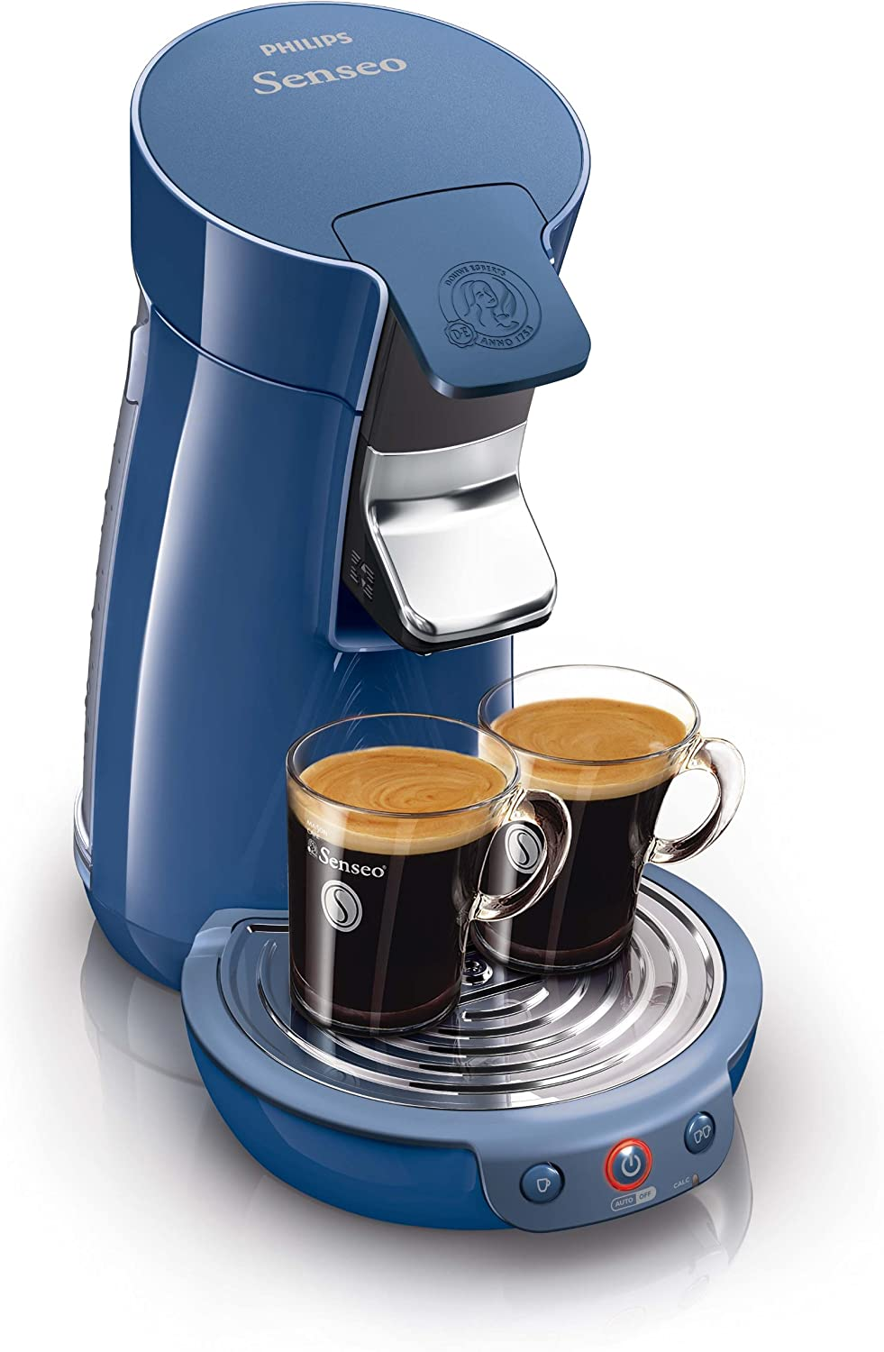 Philips HD7825/71 - Cafetera monodosis Senseo: Amazon.es: Hogar