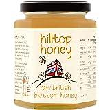 (pack of 3) Raw British Blossom Honey 340g