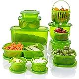 Debbie Meyer Home Collection 21 Pc GreenBox Storage Set